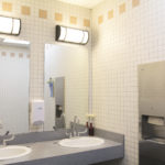 The Modern Languages Building is home to the pinnacle of private bathroom comfort.
