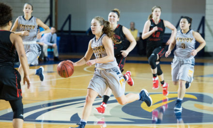 Emory Salvages Weekend with Comeback Win
