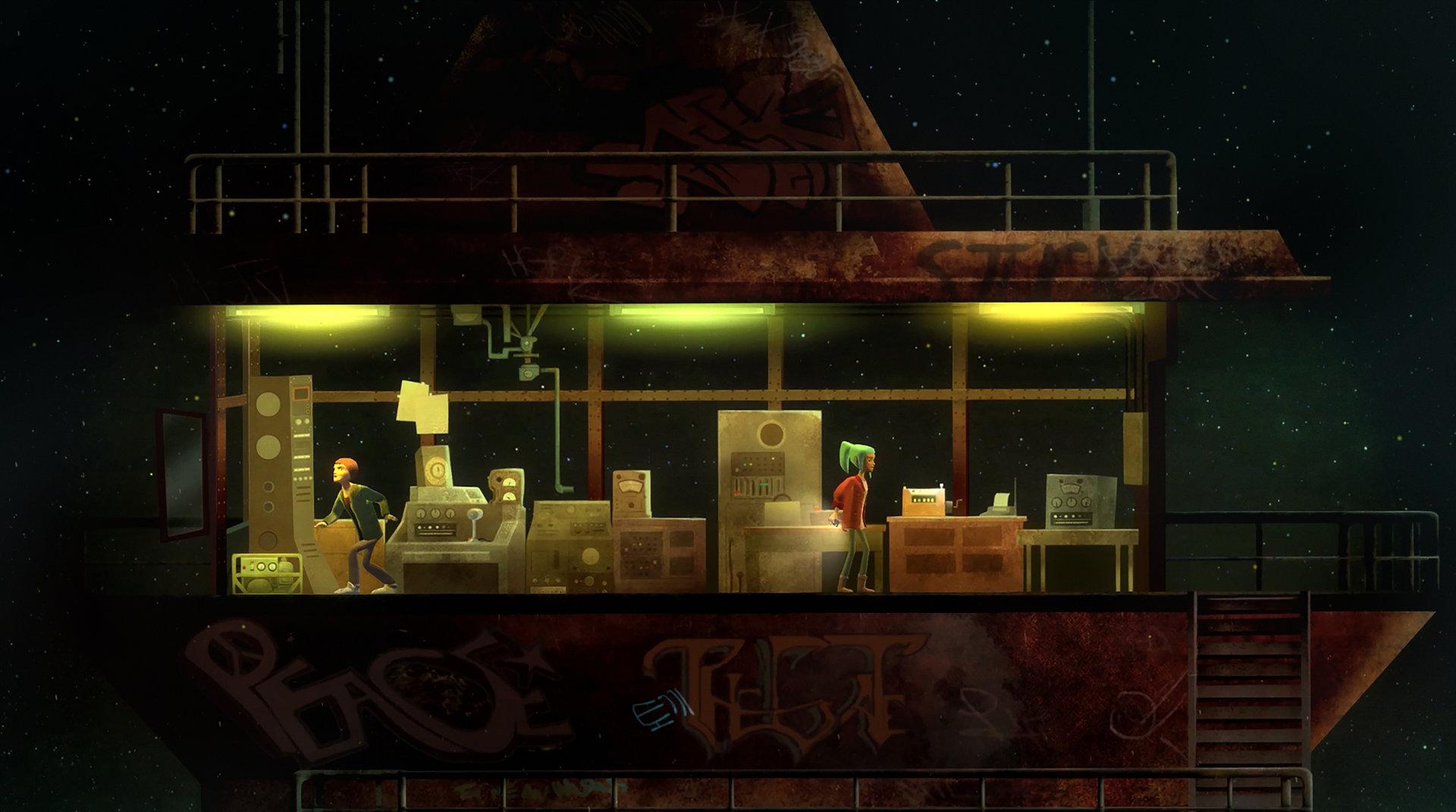 'Oxenfree' Defies Current Game Developer Trend