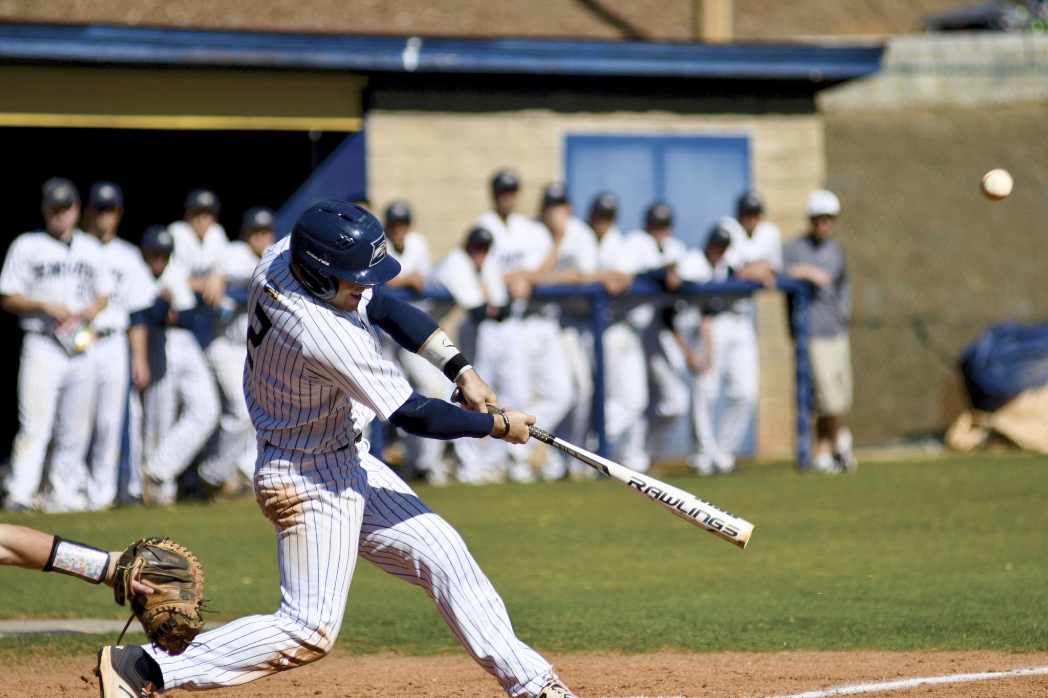 Baseball Rolls to 10-0 Start