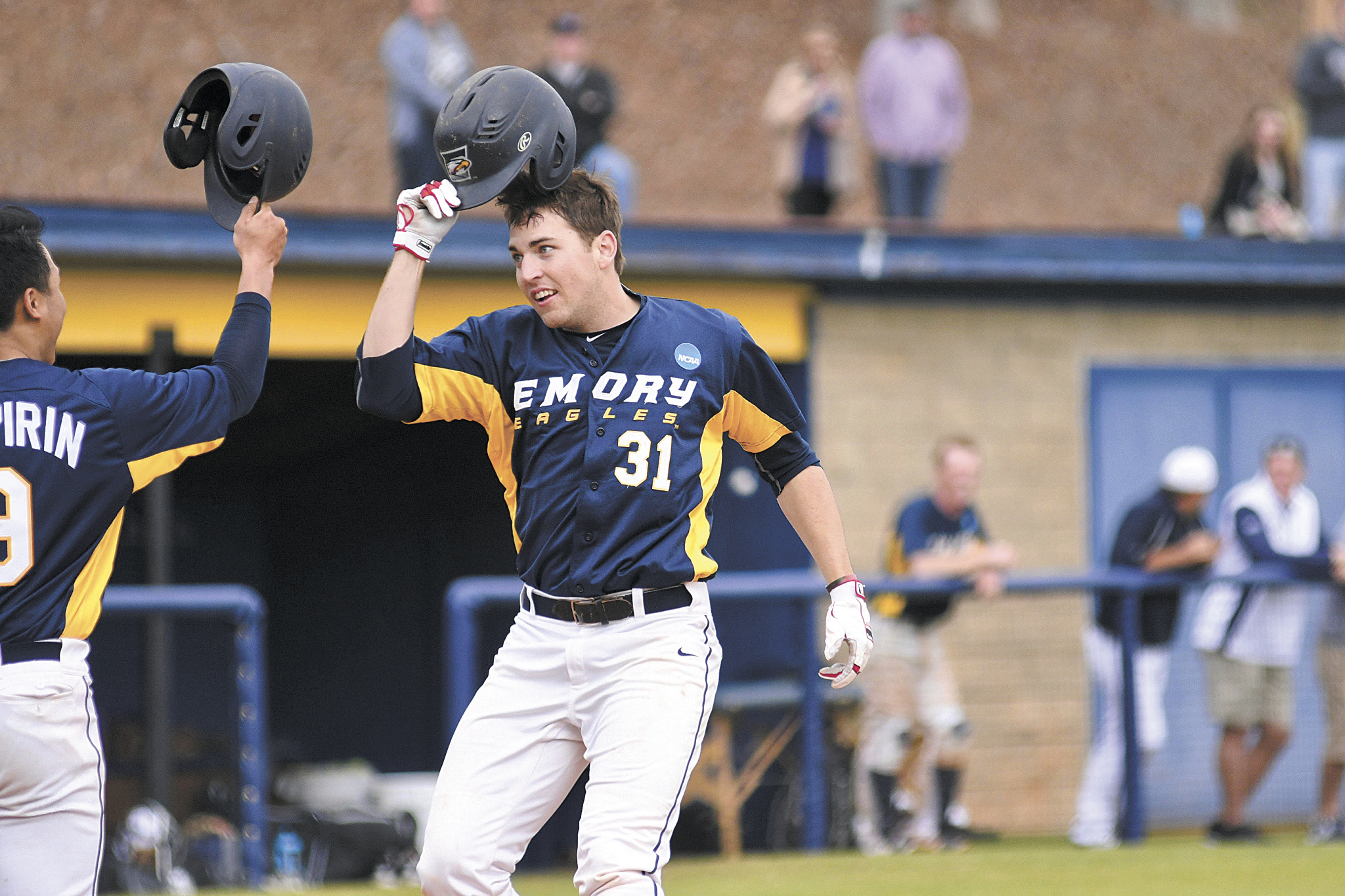 Emory Sports Teams to Hold Official Practices in Spring