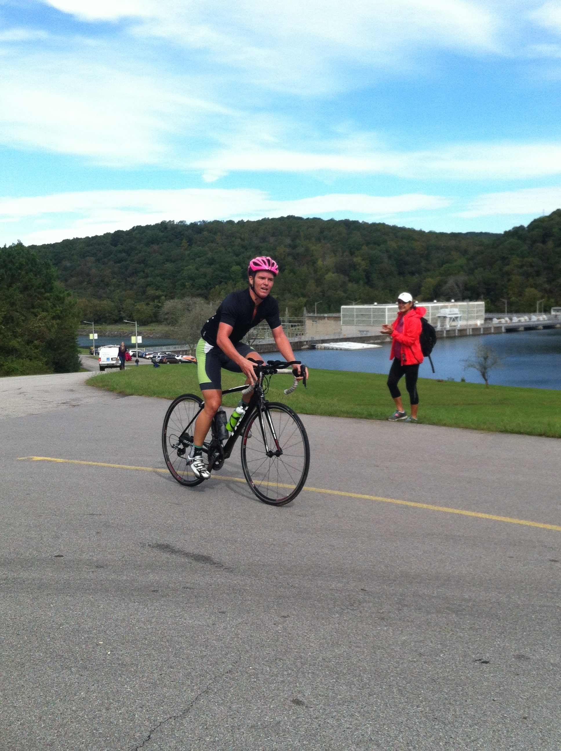 Senior Gears Up for Cycling Future
