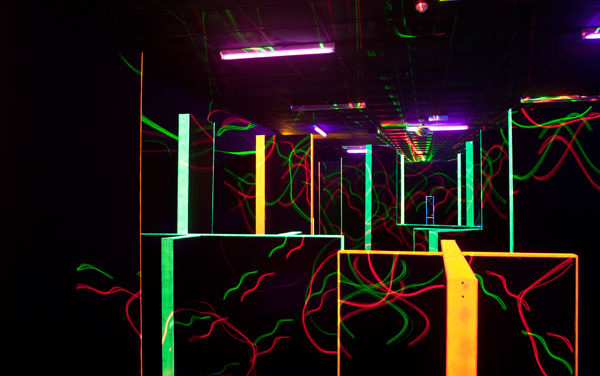 Shaban, Janick Triumph in Wheel's Laser Tag Championships