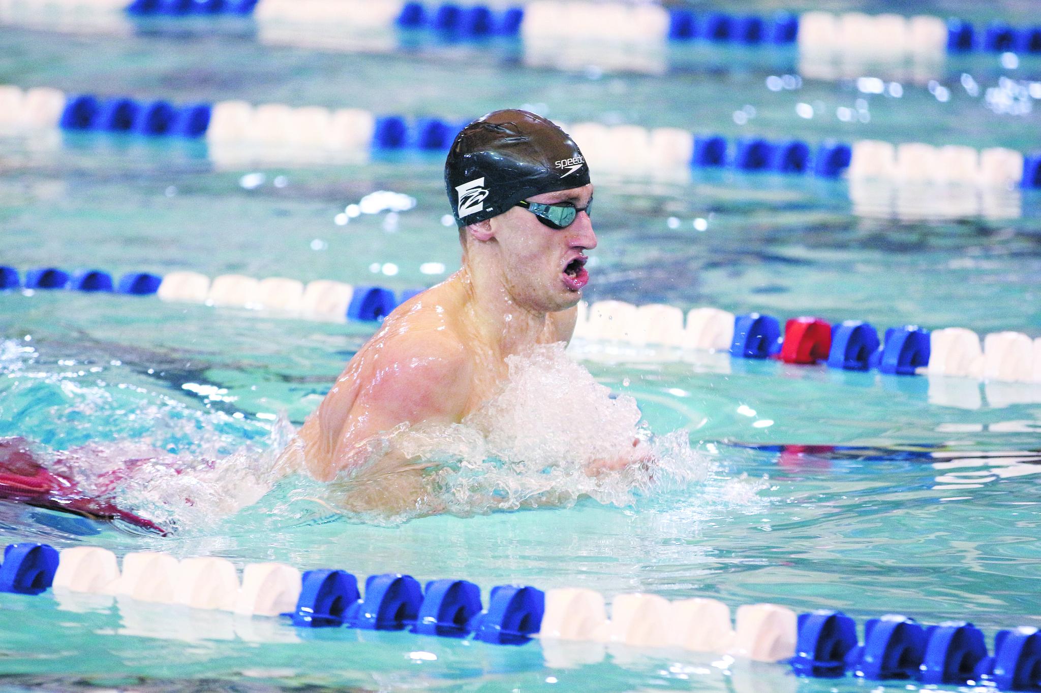 Swimming: Quah Zheng Wen wins first individual NCAA medal