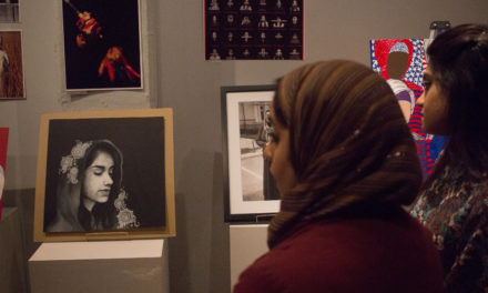 Art Gala Exposes Islamic Beauty in Time of Tension