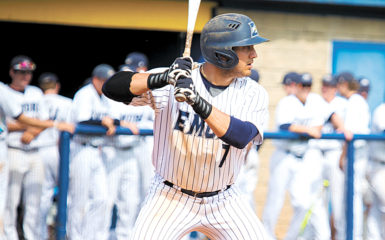 From getting cut his freshman season to preparing for a career in aerospace engineering, Hernandez has accomplished much both on and off the field in his time at Emory.