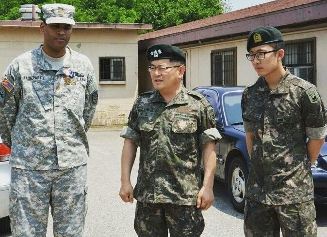 Korean Conscripts Adjust to Military Life: South Korean Draft Displaces Undergraduates