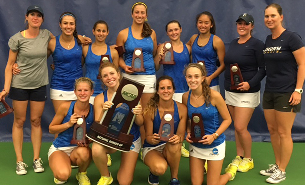 williams tops emory in ncaa title match