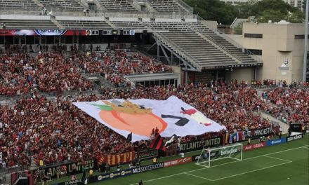 Scoring Flurry Propels United Over New York City FC