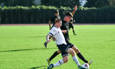 Eagles Topple No. 1 UChicago, End Maroons' 28-Game Undefeated Streak