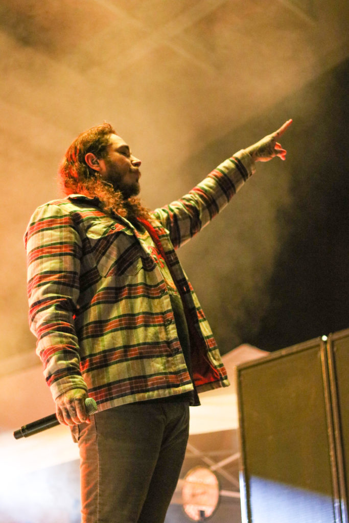 Post Post Malone A Concert Review The Emory Wheel
