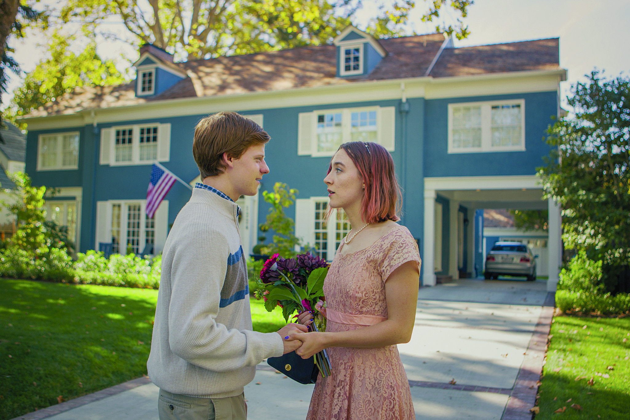 'Lady Bird' wins best picture from New York Film Critics Circle