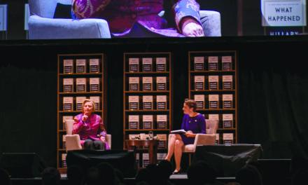 Clinton Looks Toward 2018 Midterm Elections