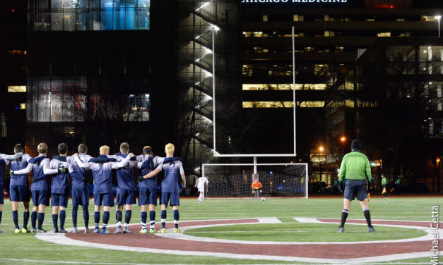 Chicago Prevails in PK's, Ending Emory's Historic Season