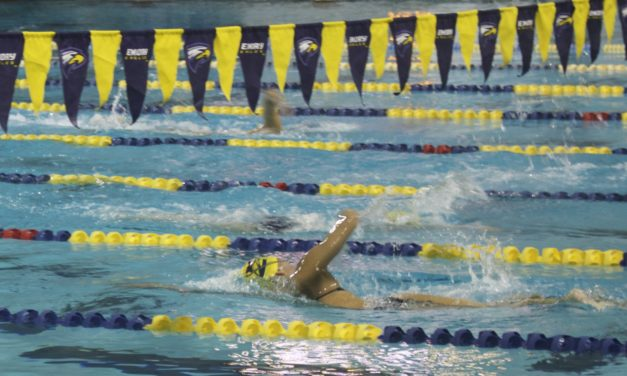 Swimming & Diving Finds Rhythm at Emory Invitational