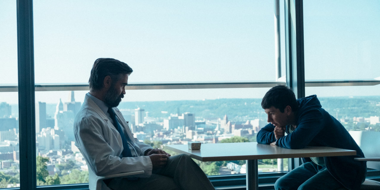 "The Nightmarish ""The Killing of a Sacred Deer"" is Deliciously Shocking"