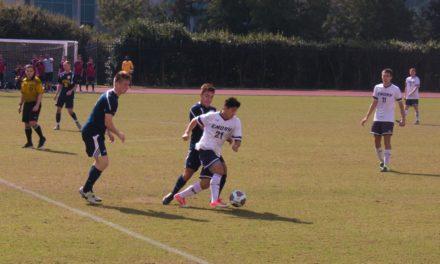 3-2 OT Victory Propels Men's Soccer to NCAA Bid
