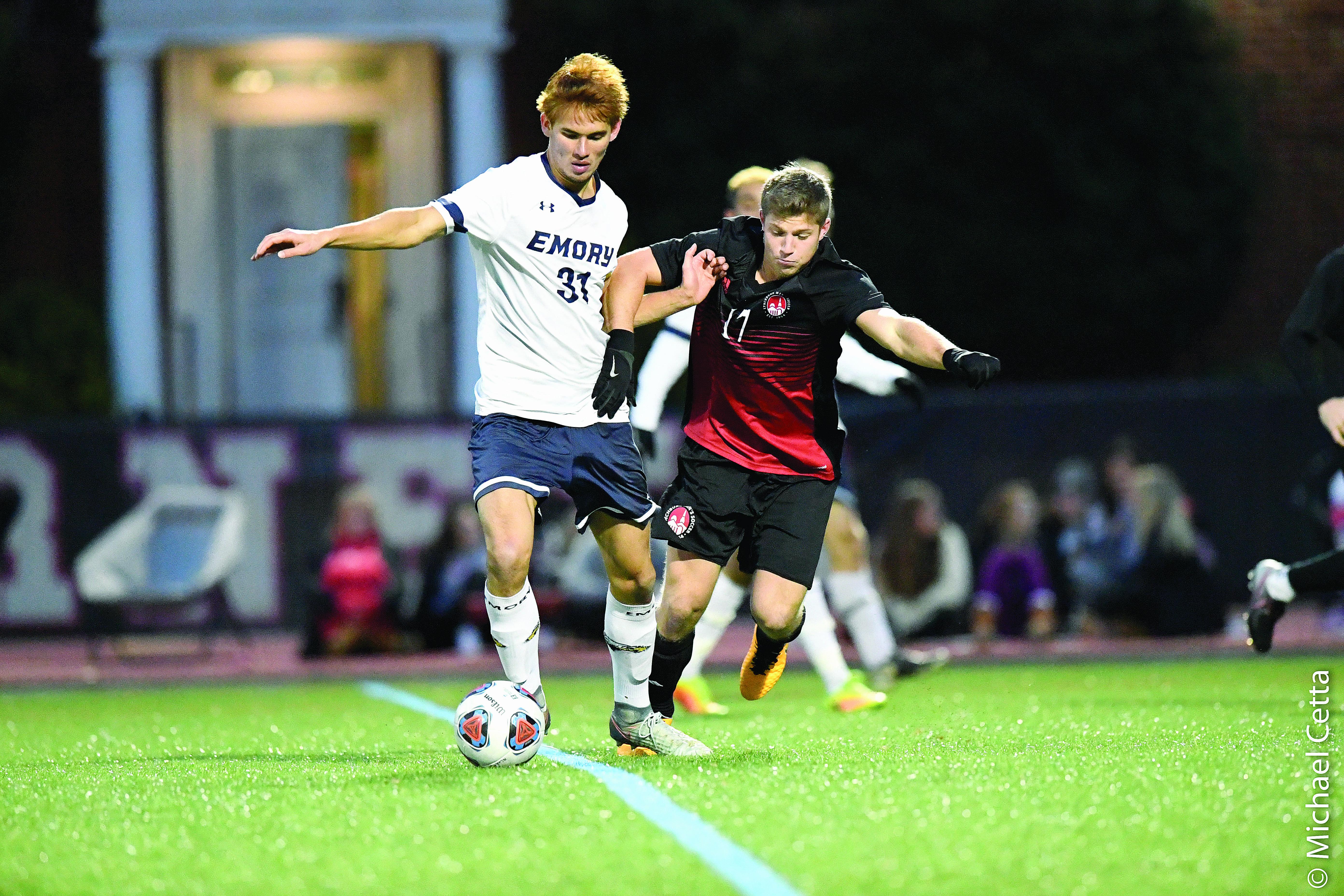 Men's Soccer Advances to Sweet 16, Ties Emory Postseason ...