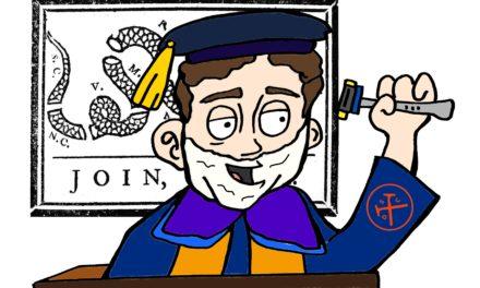 Cartoon: Dollar Shave Founder Chosen as Commencement Speaker