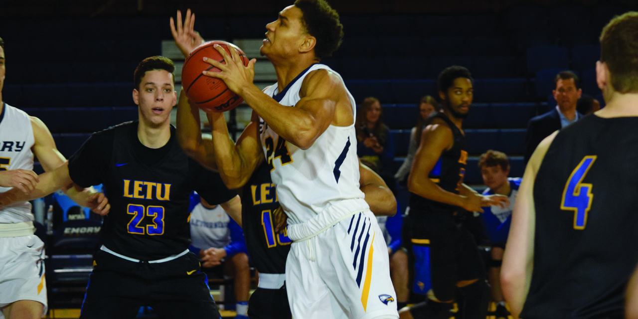 Home Sweet Home: Eagles Survive Tournament Thriller