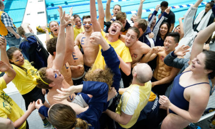 Eagles Make Waves With 24th National Championship Title
