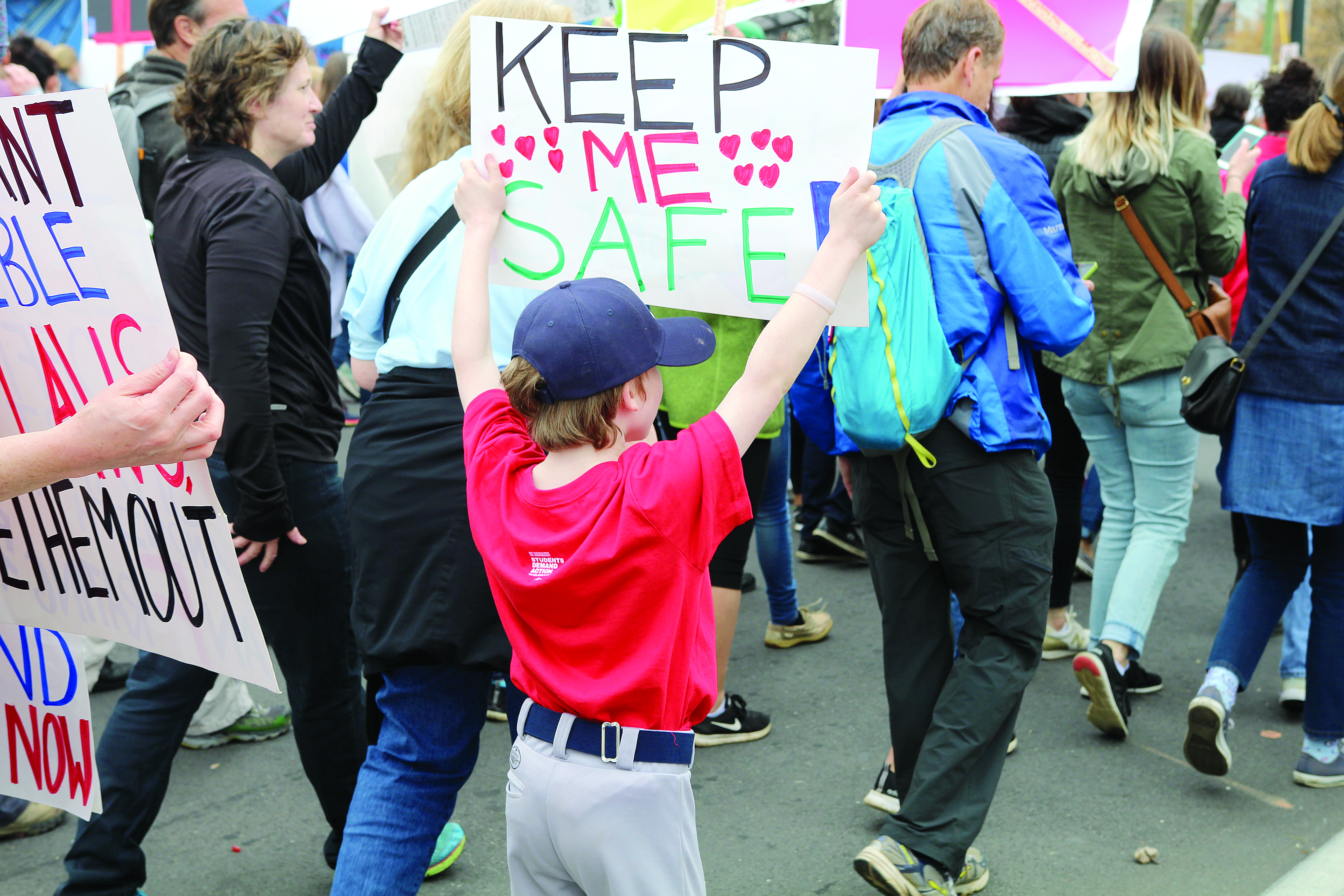 Emory Community Marches for Gun Control