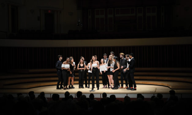 Emory Groups Croon at Barenaked Voices