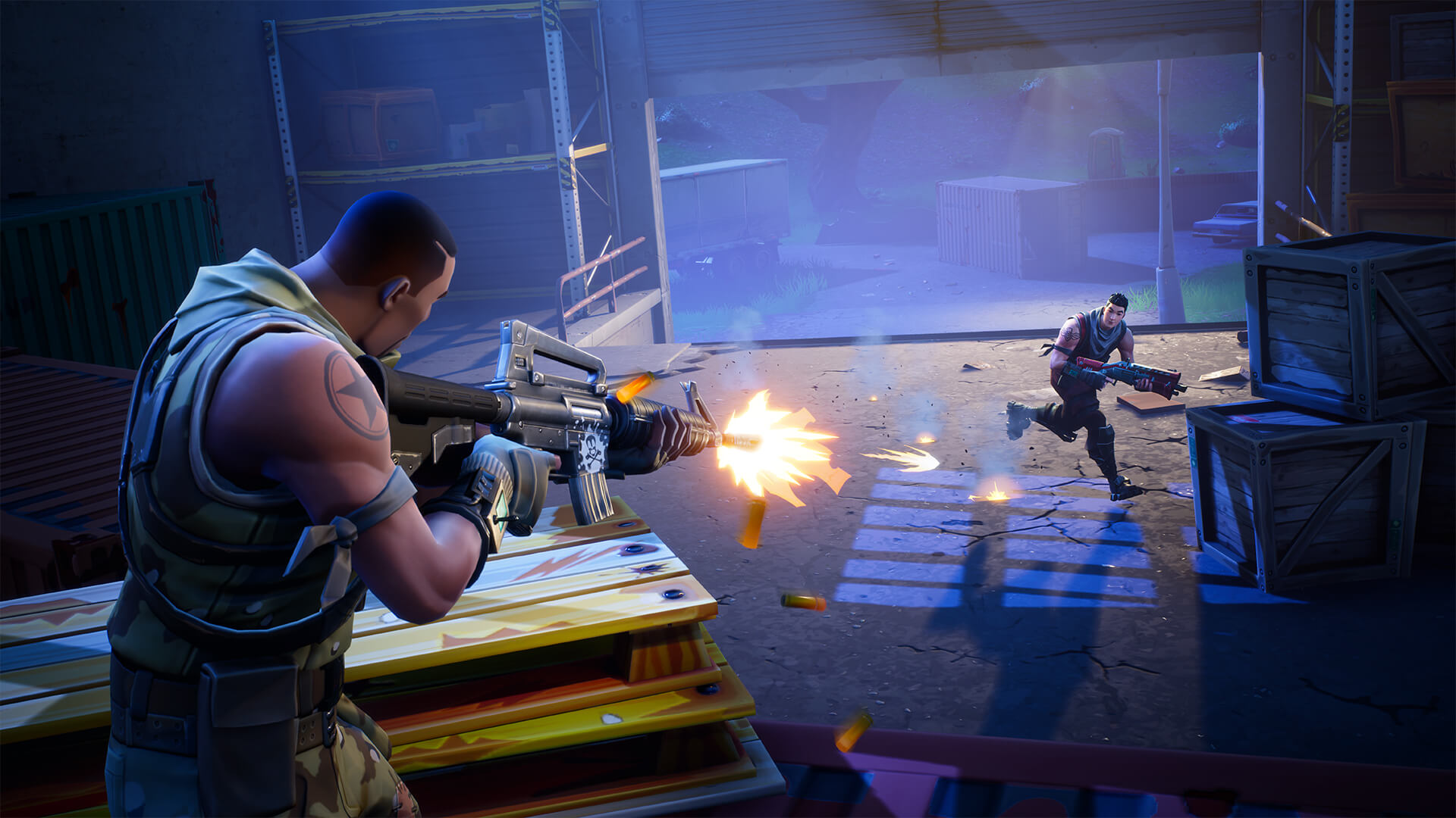 'Fortnite Battle Royale' a Storm of Enjoyment