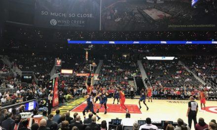 Dorsey, Collins Lift Hawks in Magic Matchup