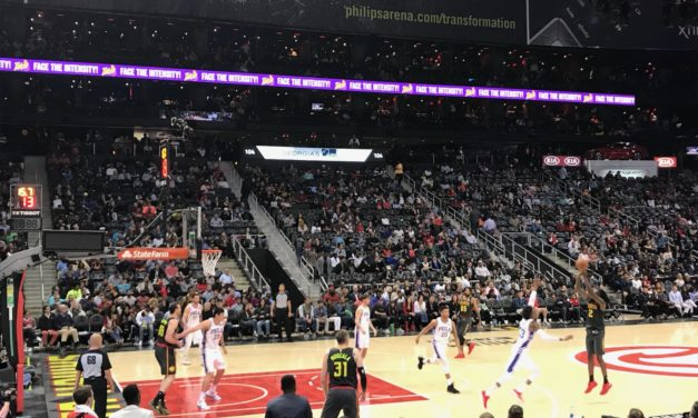 Hawks Humbled, Ready for Rebuild