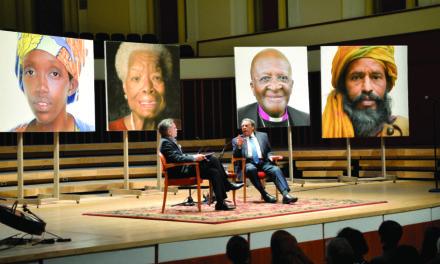 Andrew Young Talks Politics, Spirituality