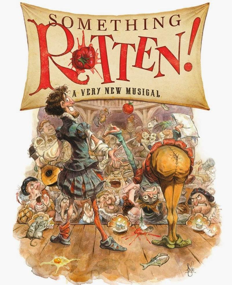 'Something Rotten' Shakes Up Shakespeare