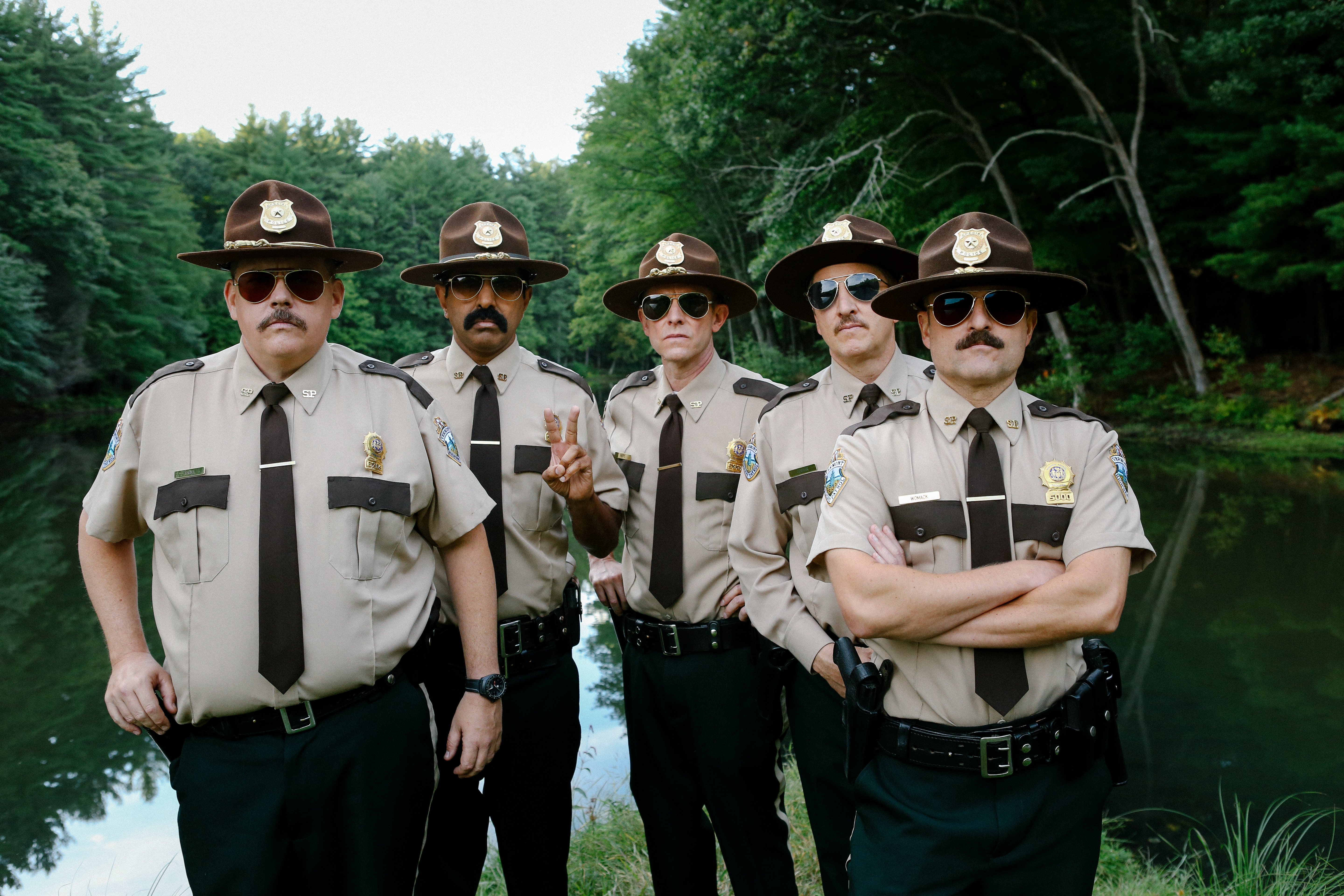 Super Troopers Troupe Talks Sequel