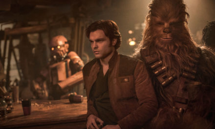 With 'Solo,' the Cup is Half Empty