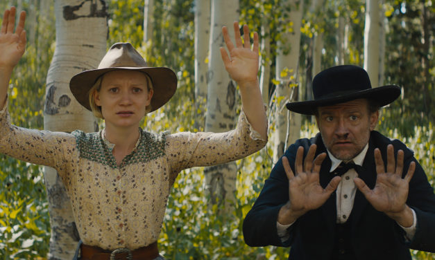 In 'Damsel,' the West is No Country for Thirsty Men