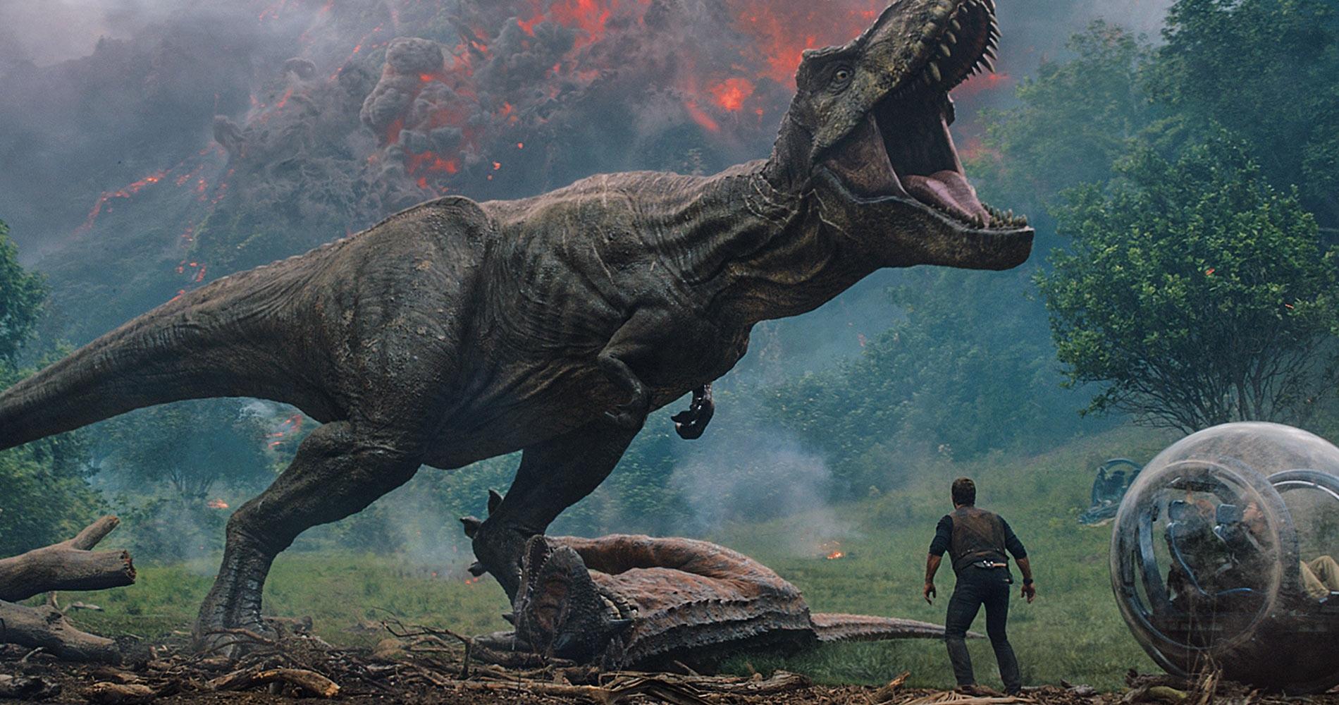 'Fallen Kingdom' Spells Extinction for 'Jurassic' Franchise