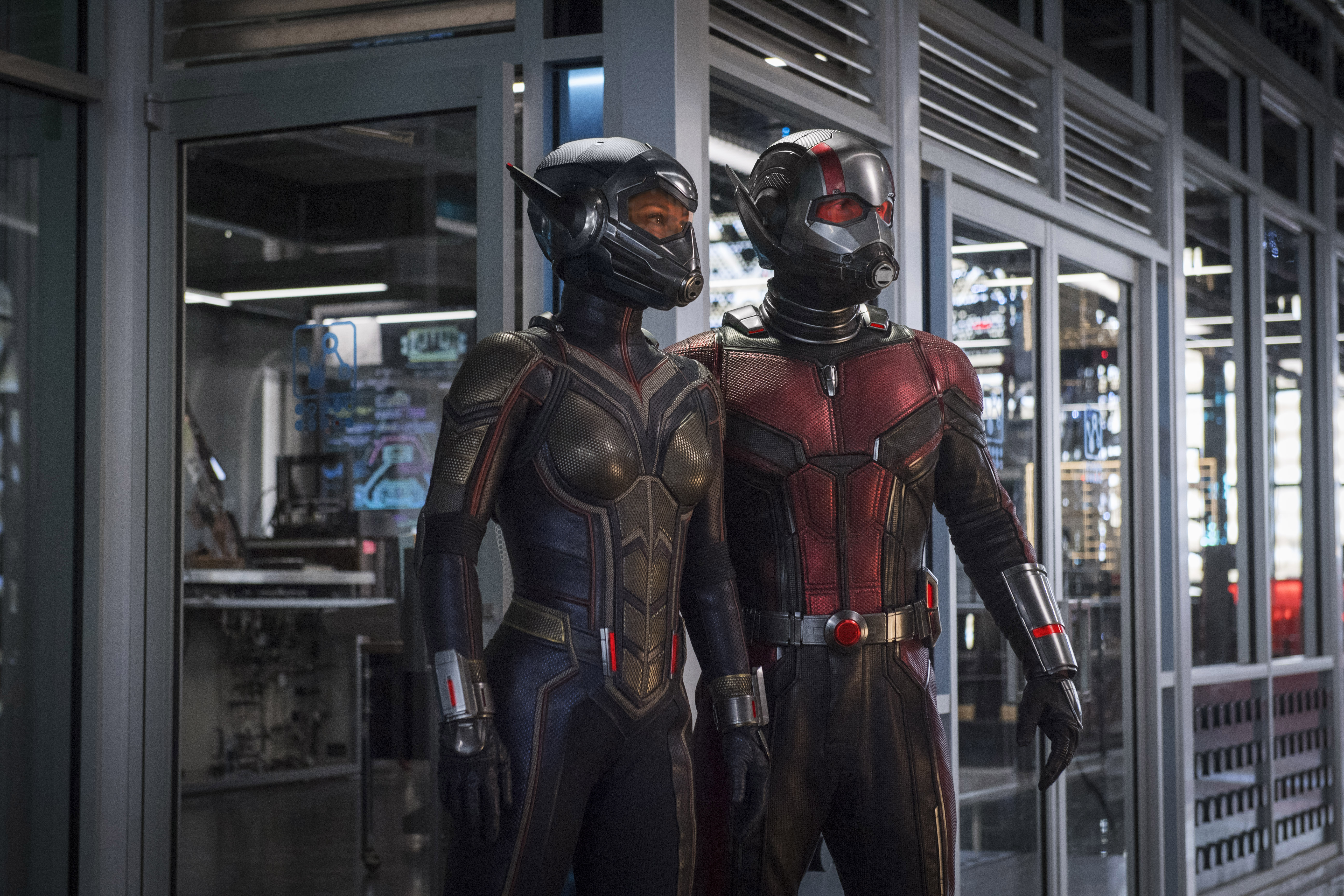 'Ant-Man and the Wasp' A Small But Mighty Sequel
