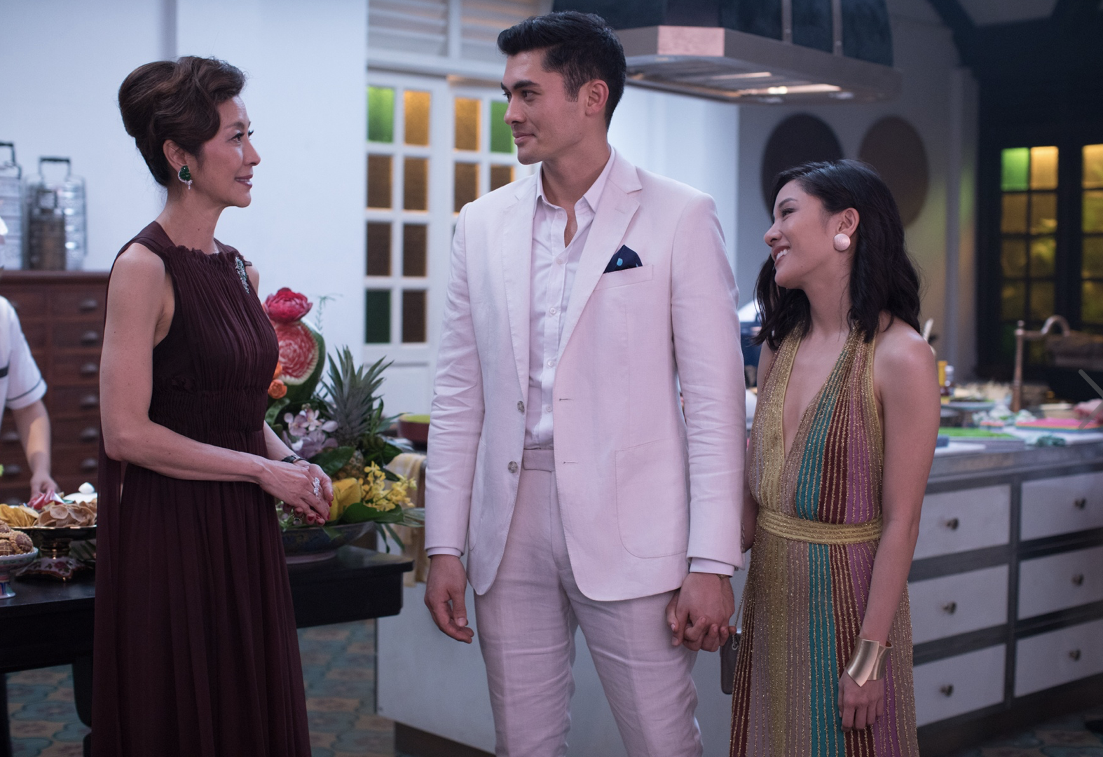 Culture and Charm Collide in 'Crazy Rich Asians'