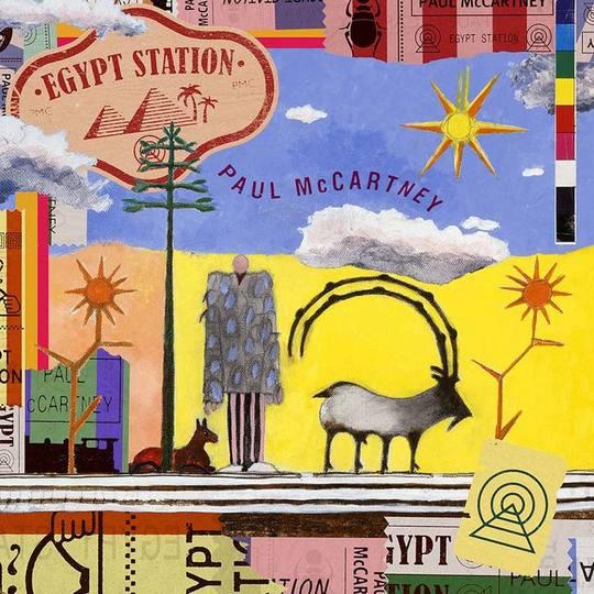 'Egypt Station' Marks Respectable Return for McCartney