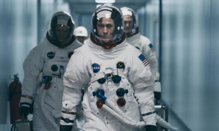'First Man' Solid, Less Than Stellar