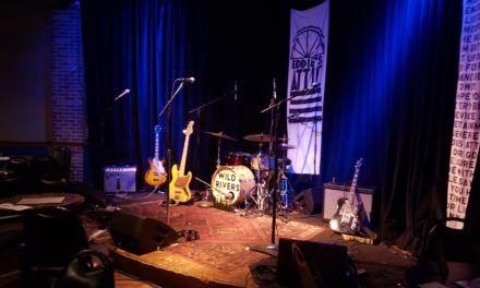 Wild Rivers Flow with Energy at Eddie's Attic