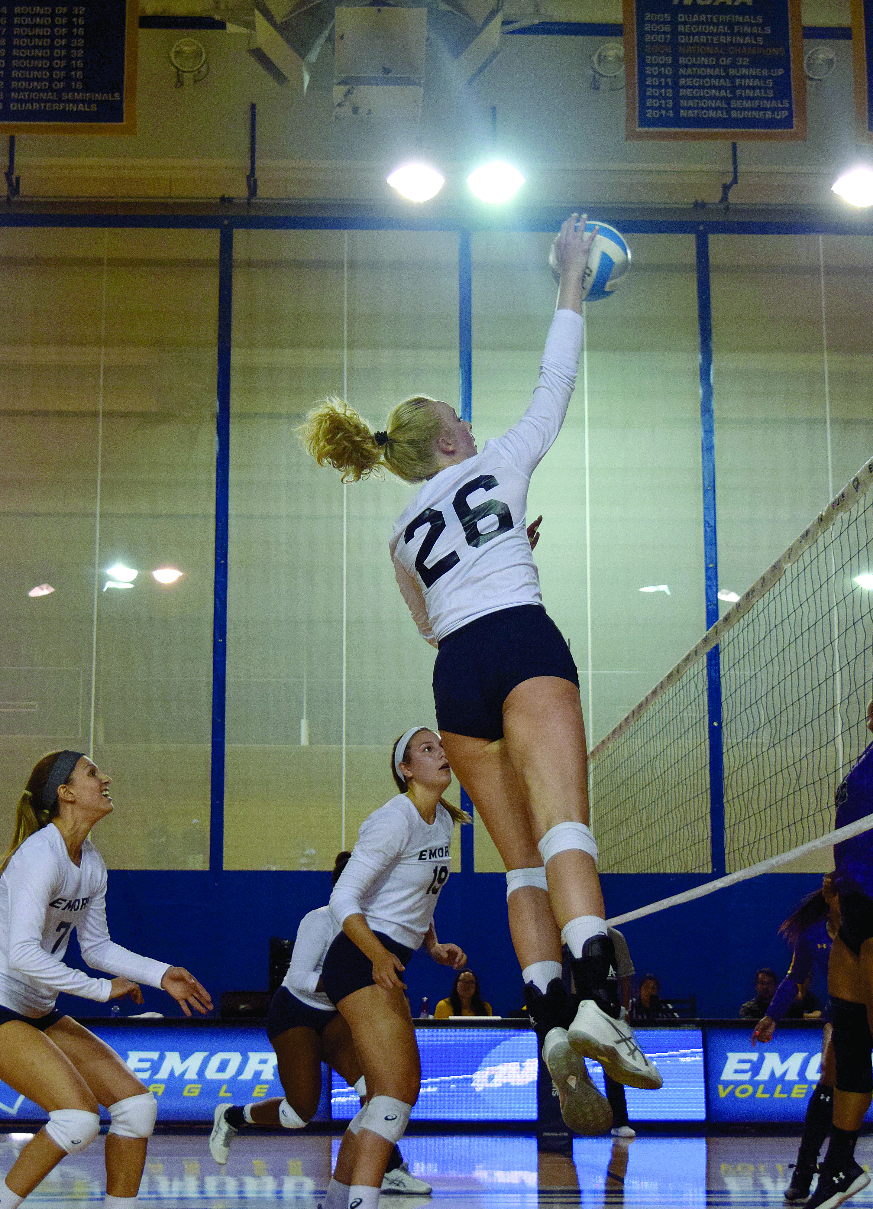 Volleyball Braces for Rough Road Ahead
