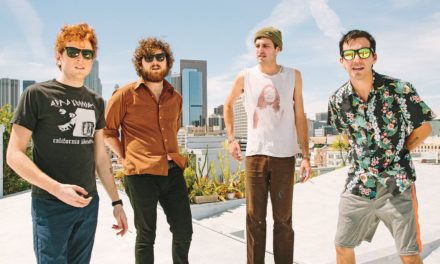 FIDLAR Brings Back Punk at the Masquerade