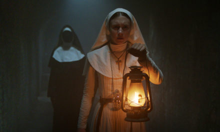None Too Happy After Seeing 'The Nun'