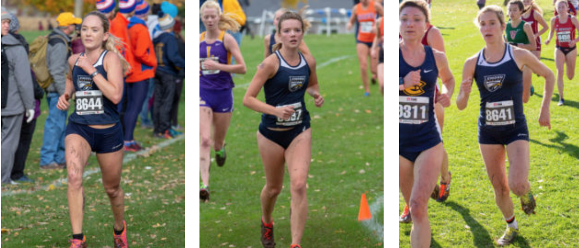 Friedman, Cox Finish First for Emory
