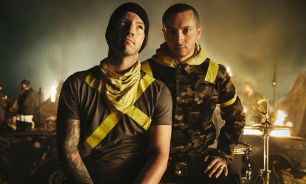 Twenty One Pilots Take Off on 'Trench'