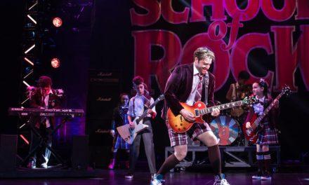 'School of Rock' Rocks the Fox