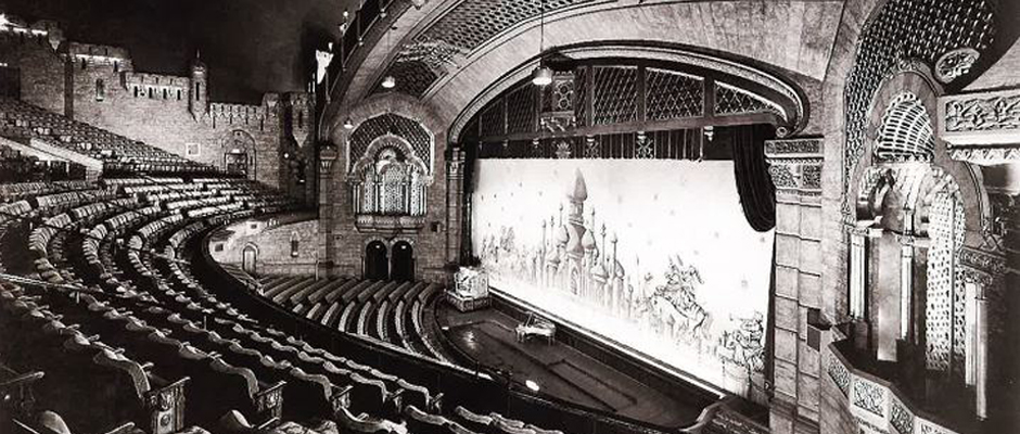 Fox Theater Ghost Tours a Delightful Haunt