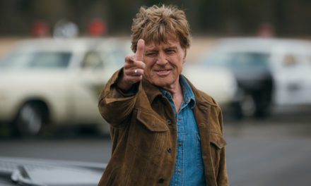 In 'Old Man,' Redford Goes Out With a Smile, Not a Bang