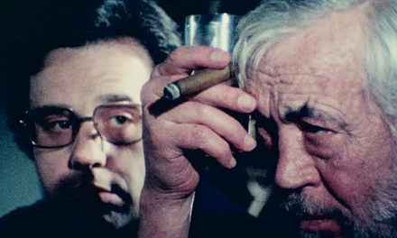 With 'The Other Side of the Wind,' Welles Reconstructs Cinema from the Grave